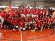 Voleibol: Benfica campeão nacional (Lusa)