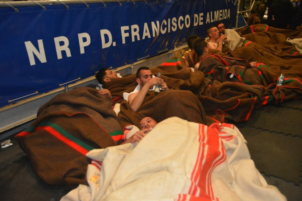 Refugiados - Sardenha