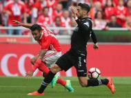 Benfica-Vitória Guimarães (Lusa)