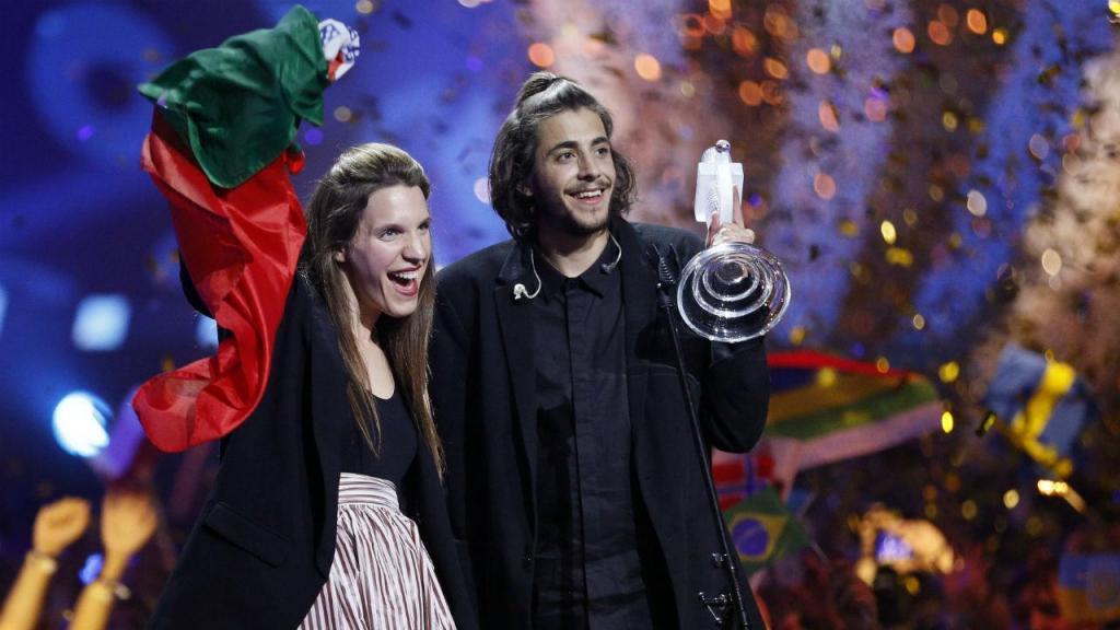 Luísa Sobral e Salvador Sobral