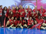Futsal feminino: Benfica vence Taça de Portugal (Lusa)