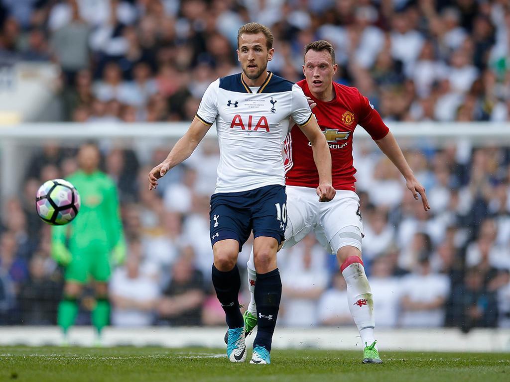 Tottenham-Manchester United (Reuters)