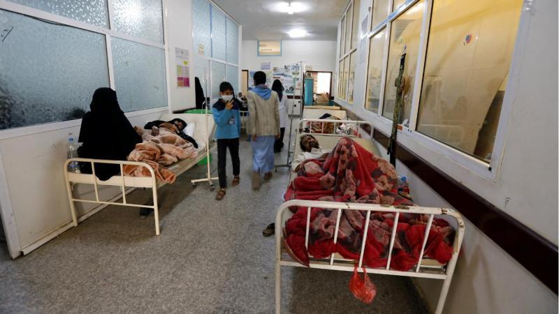 Estado de emergência no Iémen