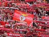 Benfica recebido na Câmara Municipal de Lisboa (Lusa)
