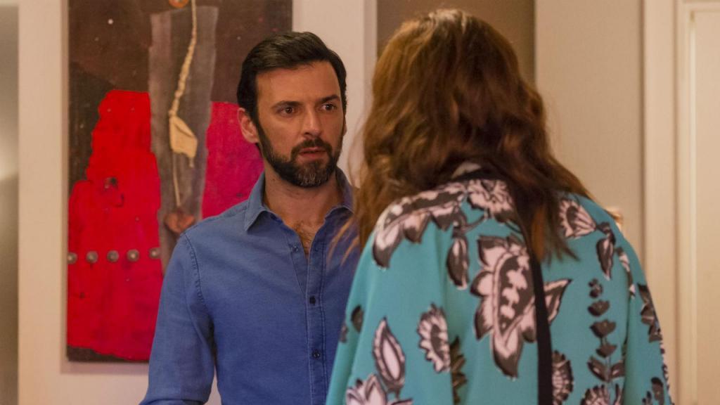 Paula e Lúcio estão chateados
