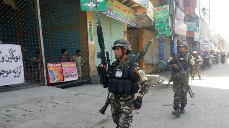 Ataque no Afeganistão