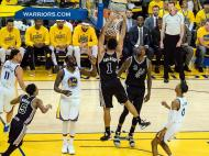 Golden State Warriors-San Antonio Spurs (Reuters)