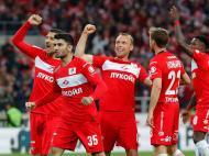 Spartak Moscovo-Terek (Lusa)