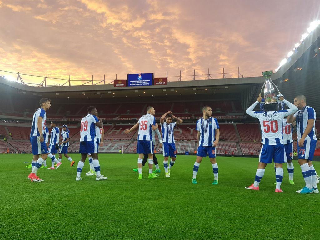 FC Porto B na International Cup (Foto FCP)