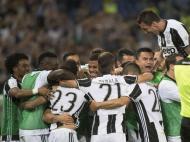 Juventus coqnuista Taça de Itália