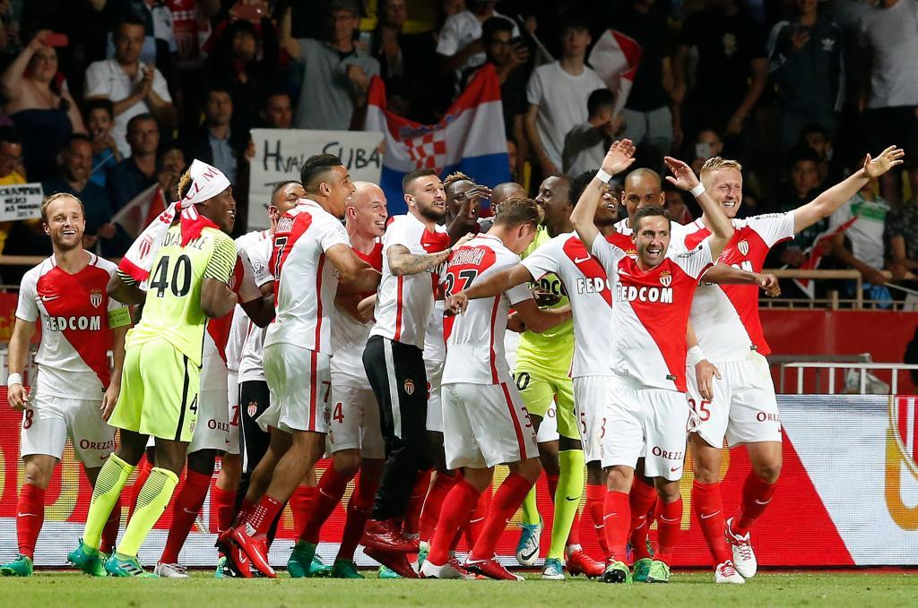 Mónaco sagra-se campeão de França
