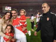 Mónaco campeão em França (Reuters)