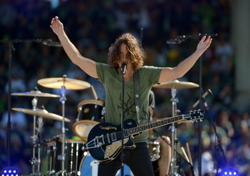 Morreu Chris Cornell, vocalista dos Soundgarden e dos Adioslave