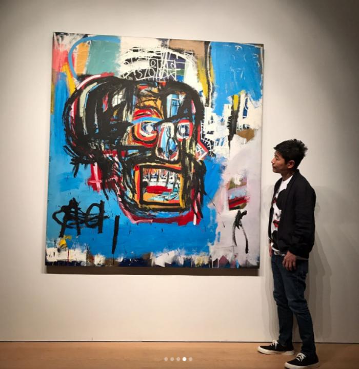 Japonês adquiriu a obra de Basquiat por 99 milhões de euros
