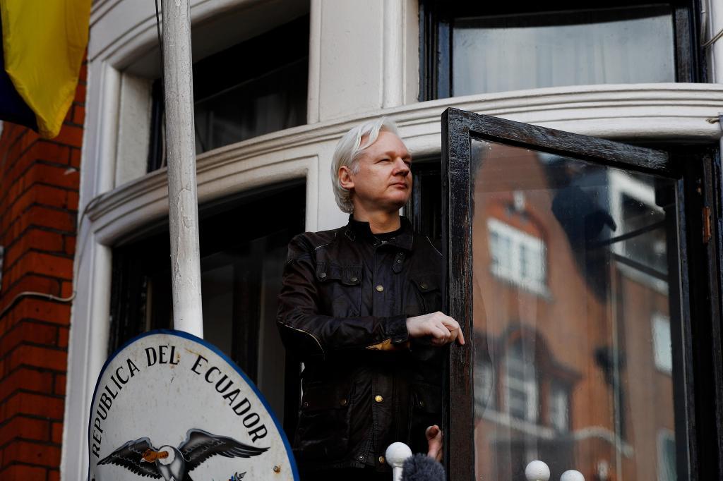 Julian Assange é o fundador da WikiLeaks