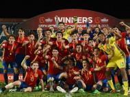 Sub-17: Espanha campeã da Europa
