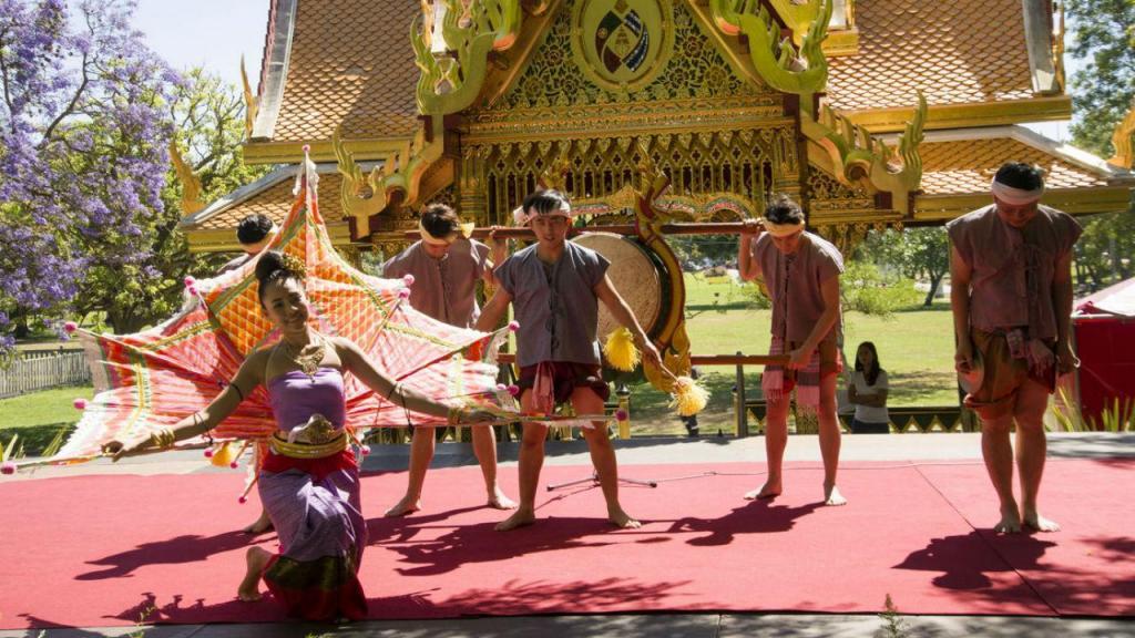 Festival da Tailândia