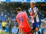 Deportivo Corunha-Las Palmas (Lusa)