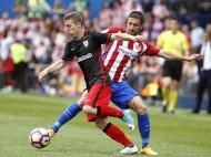 Atlético Madrid-Athletic Bilbao (Lusa)