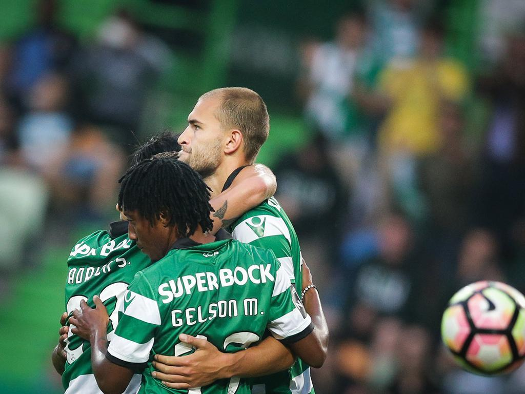 Sporting-Chaves (Lusa)