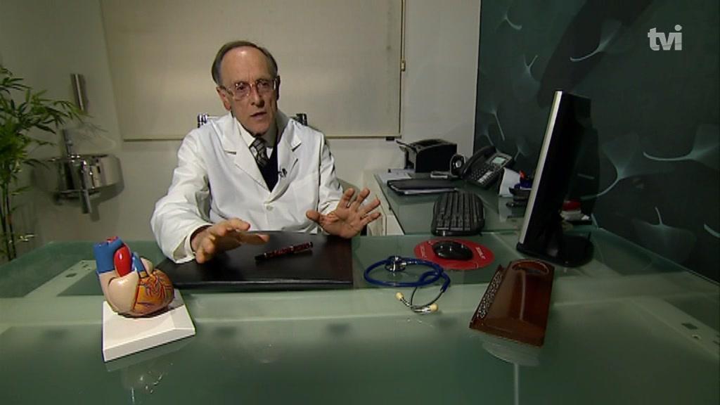 Jaime Pina, pneumologista