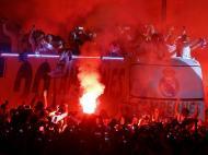Festa Real Madrid (Reuters)