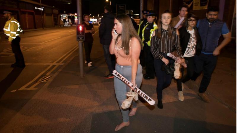 Explosão no concerto de Ariana Grande. Vários mortos e feridos