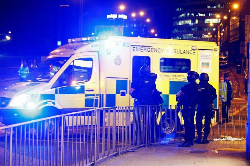 Vários mortos e feridos após explosão em concerto de Ariana Grande