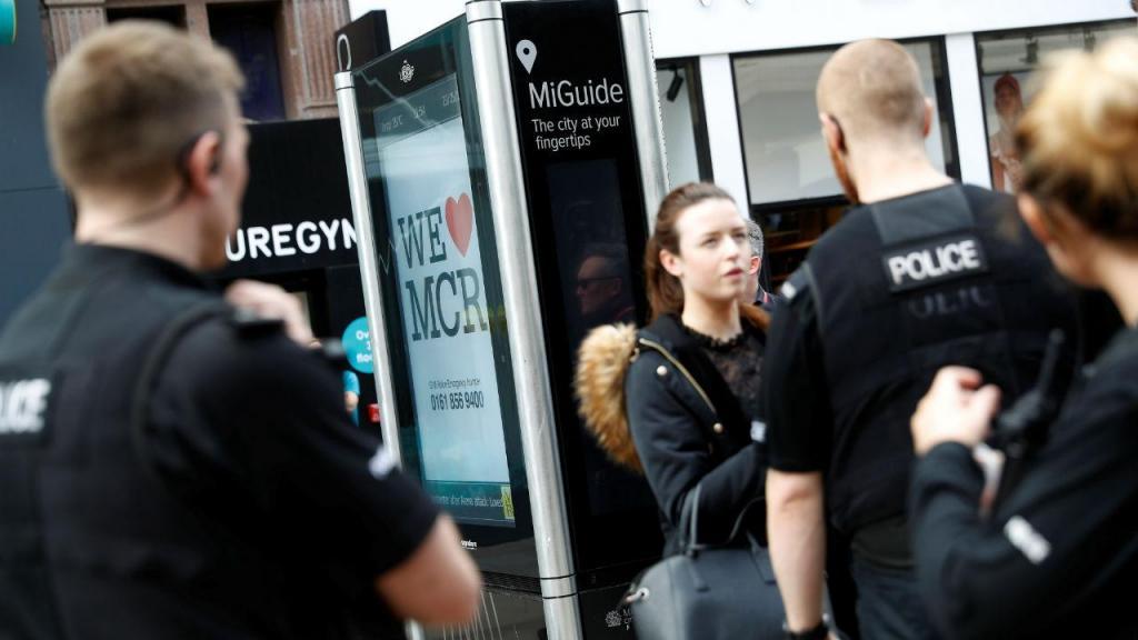 Tragédia em Manchester
