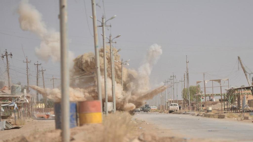 Operação militar em Alepo