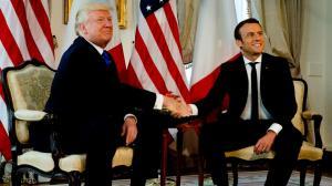 Em França é assim que se aperta
