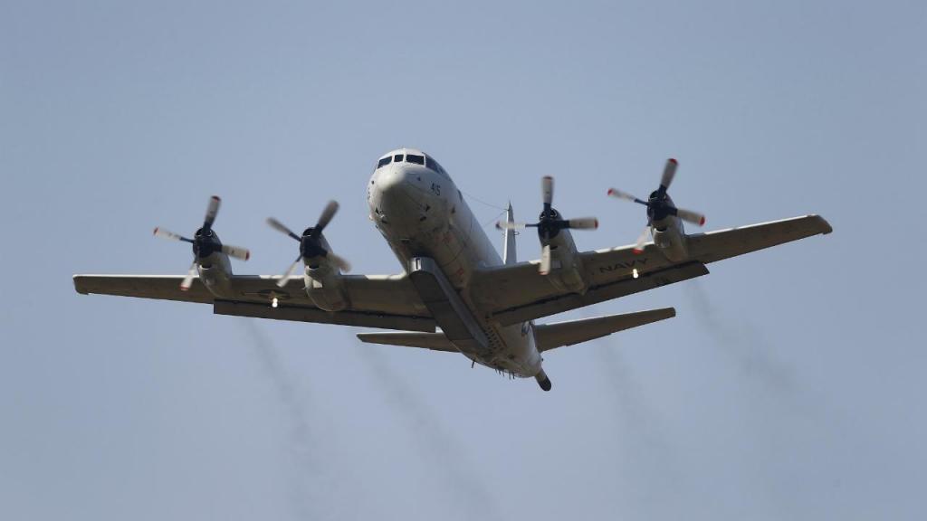 Caças Chineses intercetam avião dos Estados Unidos