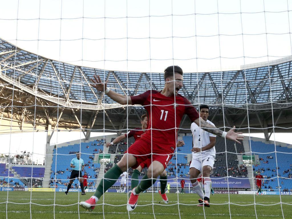 Mundial Sub-20: Portugal vence Irão e apura-se para os «oitavos»