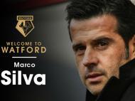 Oficial: Marco Silva é treinador do Watford