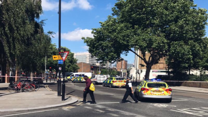 Teatro evacuado em Londres após ameaça de bomba