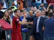 Totti despede-se da Roma (Reuters)