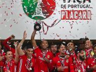 Benfica vence Taça de Portugal (Lusa)