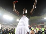 Basiktas é campeão turco (Lusa)