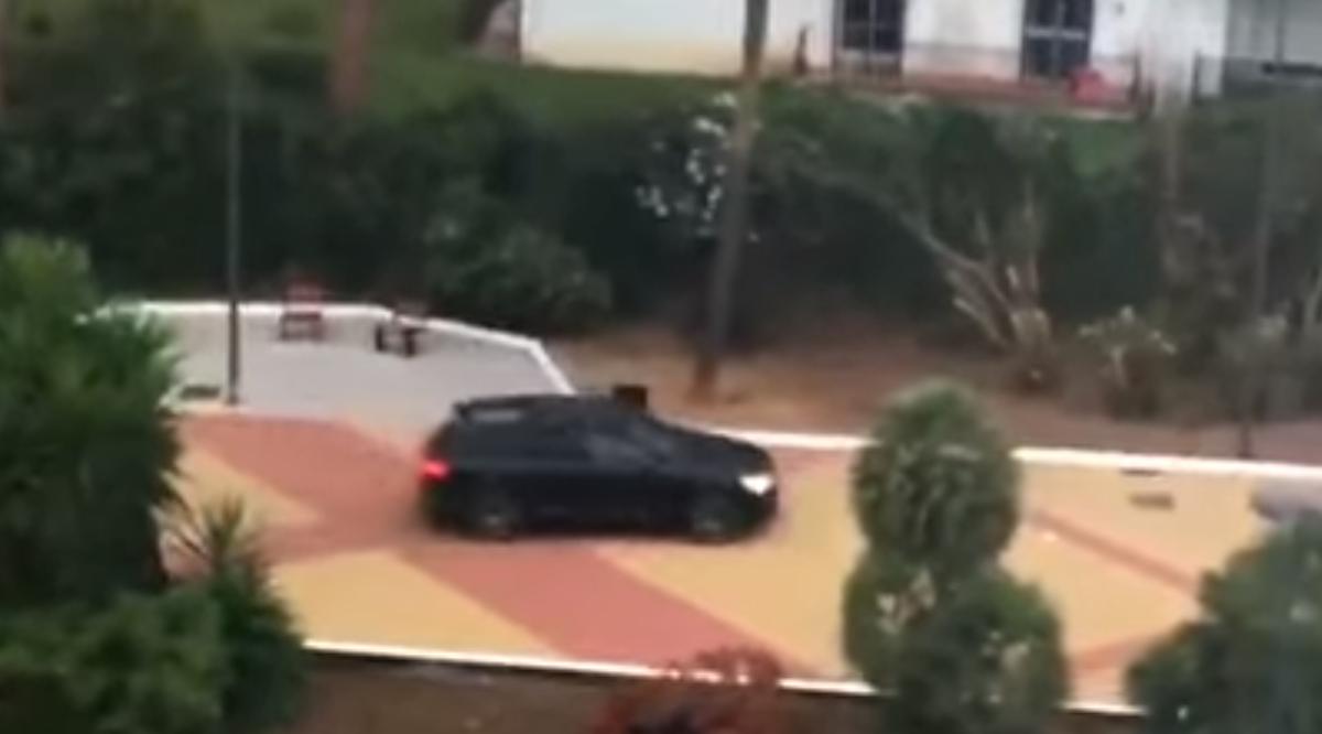 Condutor embriagado atropela várias pessoas em Marbella