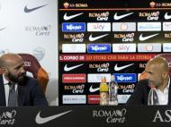Roma: Spalletti despede-se em conferência de imprensa