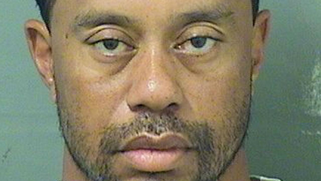 Detenção de Tiger Woods