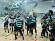 Andebol: Sporting e campeão Nacional (Lusa)
