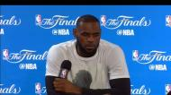 LeBron James alvo de racismo antes das finais da NBA