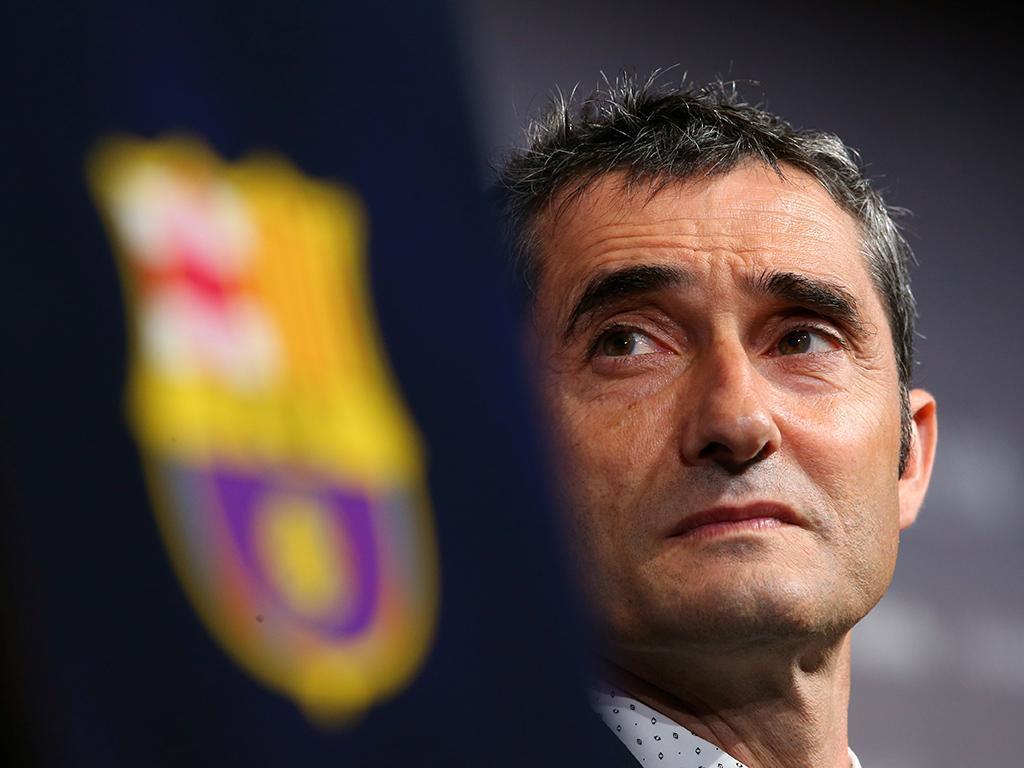 Ernesto Valverde (Reuters)