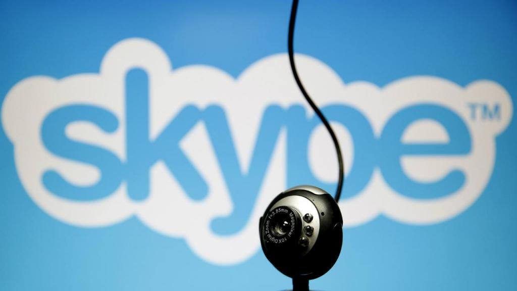 Skype imita Snapchat