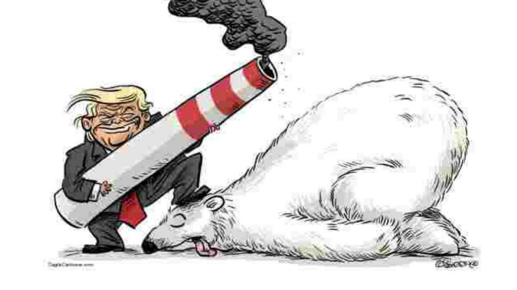 Trump criticado nas redes sociais por sair do Acordo de Paris