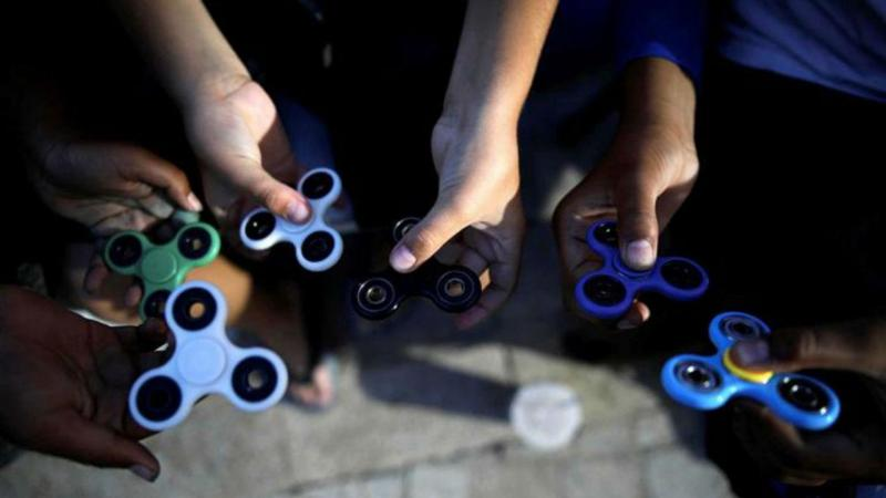 Brinquedos spinners