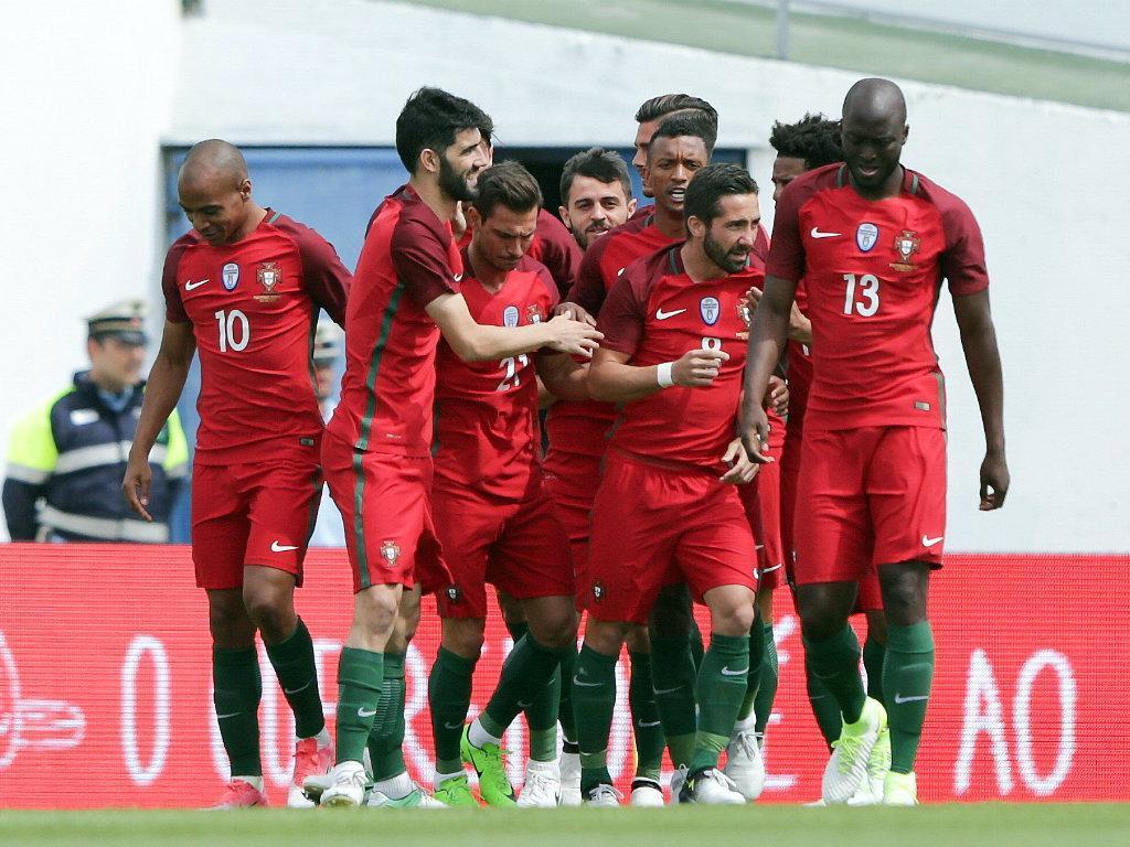 Portugal-Chipre (Foto: Lusa)