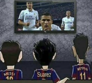 Memes final da Champions