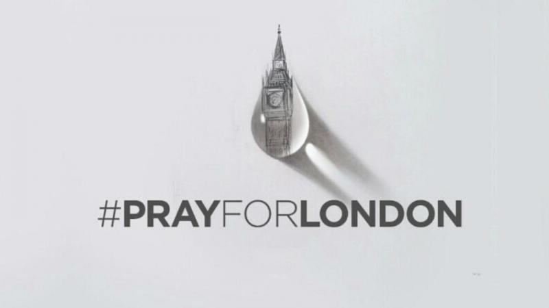 #PrayforLondon